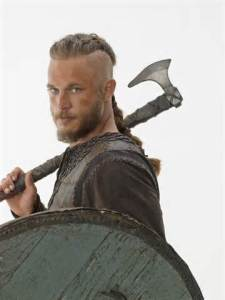 Ragnar getting ready to build an ark